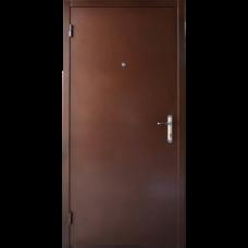 "Дверь ""Оптима плюс"" Металл-металл с притвором улица"