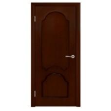 Межкомнатная дверь Прима орех 2