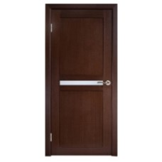 "Межкомнатная дверь  "" Берлин-сити венге"""