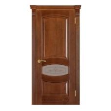 """Межкомнатная дверь  """"Модель 50-дуб браун"""""""