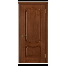 """Межкомнатная дверь  """"Модель 41-дуб браун"""""""
