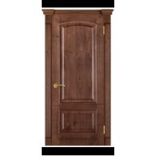 """Межкомнатная дверь  """"Модель 47-орех американский"""""""