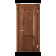 """Межкомнатная дверь  """"Модель 47-дуб браун"""""""