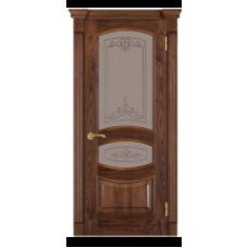"""Межкомнатная дверь  """"Модель 50-орех американский"""""""