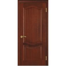 """Межкомнатная дверь  """"Модель 7 красное дерево"""""""