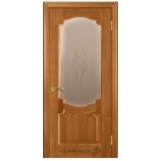 """Межкомнатная дверь  """"Премьера - Модель 9 дуб"""""""
