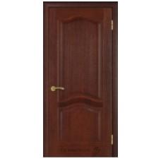 """Межкомнатная дверь  """" Модель 3 красное дерево"""""""